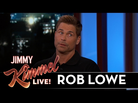 Rob Lowe Amputated an Arm