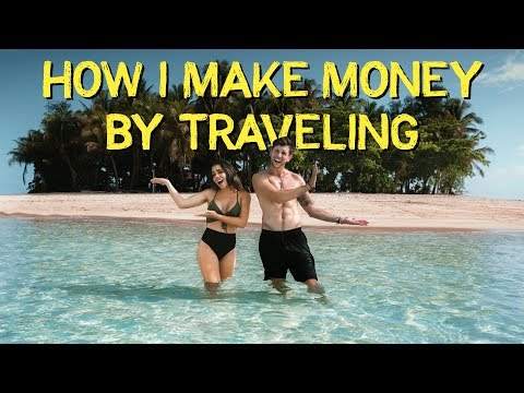 How YOU can Travel Full Time & Make Money on Social Media – 10 Tips to become a Digital Nomad