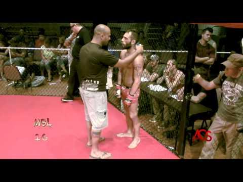 "ACSLIVE.TV Presents   ""Michigan Battle League"" MMA Brad Conklin  vs  Rodie Tookie"