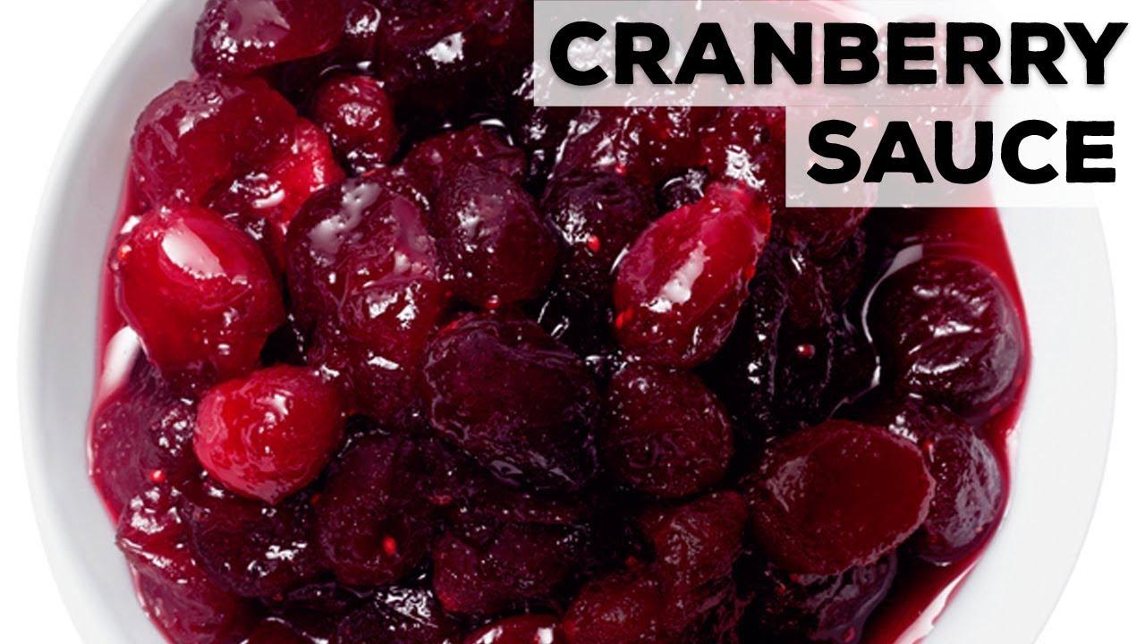 Food Network Kitchen Cranberry Sauce