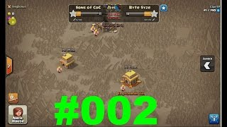 Clash of Clans Let's Play #2 - Holen wir 6 Sterne ?