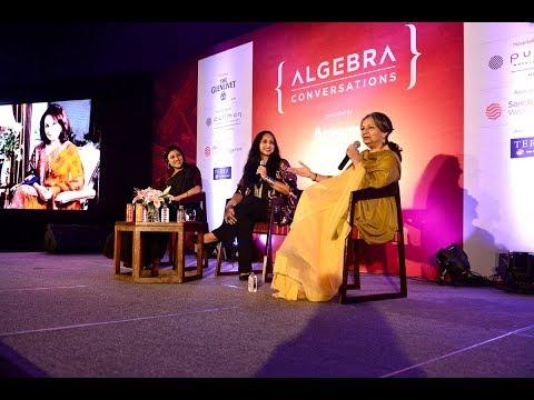 Sharmila Tagore & Konkona Sen Sharma @Algebra