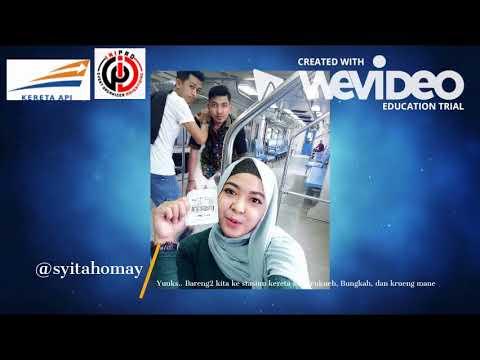 VIDEO NOMINASI selfie bersama pt. kereta api dan radio vina vira fm (2/3)