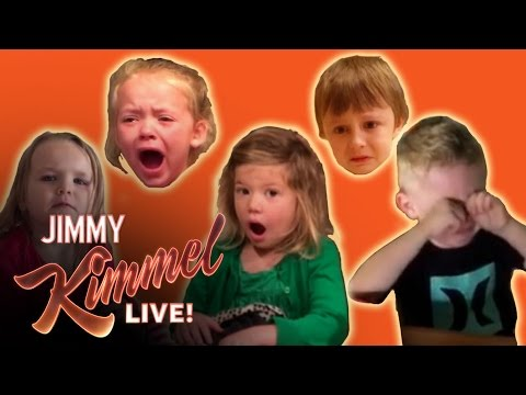 YouTube Challenge - I Told My Kids I Ate All Their Halloween Candy 2016 PART 2