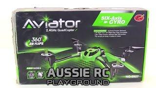 Unboxing: Aviator Quad
