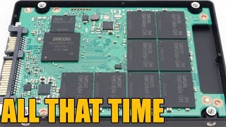 How Age Affects SSD Drives After 5 Years