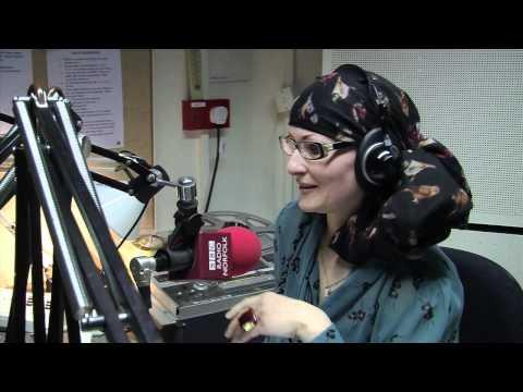 Toni Warne on BBC Radio Norfolk