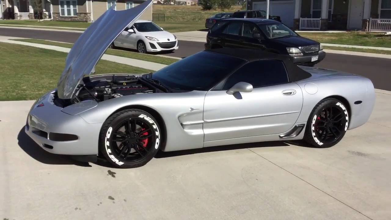 c5 corvette convertible for sale youtube. Black Bedroom Furniture Sets. Home Design Ideas