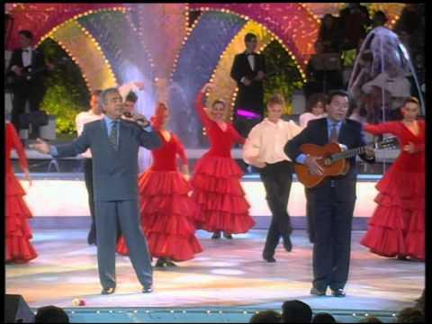 Клип Los del Rio - Sevilla Tiene Un Color Especial