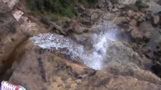 Seven Sister Waterfall, Cherrapunji