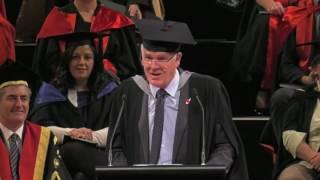 John Russell - Graduation Speech May 2016