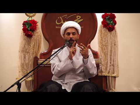 13 - Prophet Ibrahim and  Smashing the Idols of Materialism – Shaykh Mohamed Ali Ismail