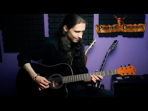 PIRATES OF  THE CARIBBEAN main theme (acoustic guitar)
