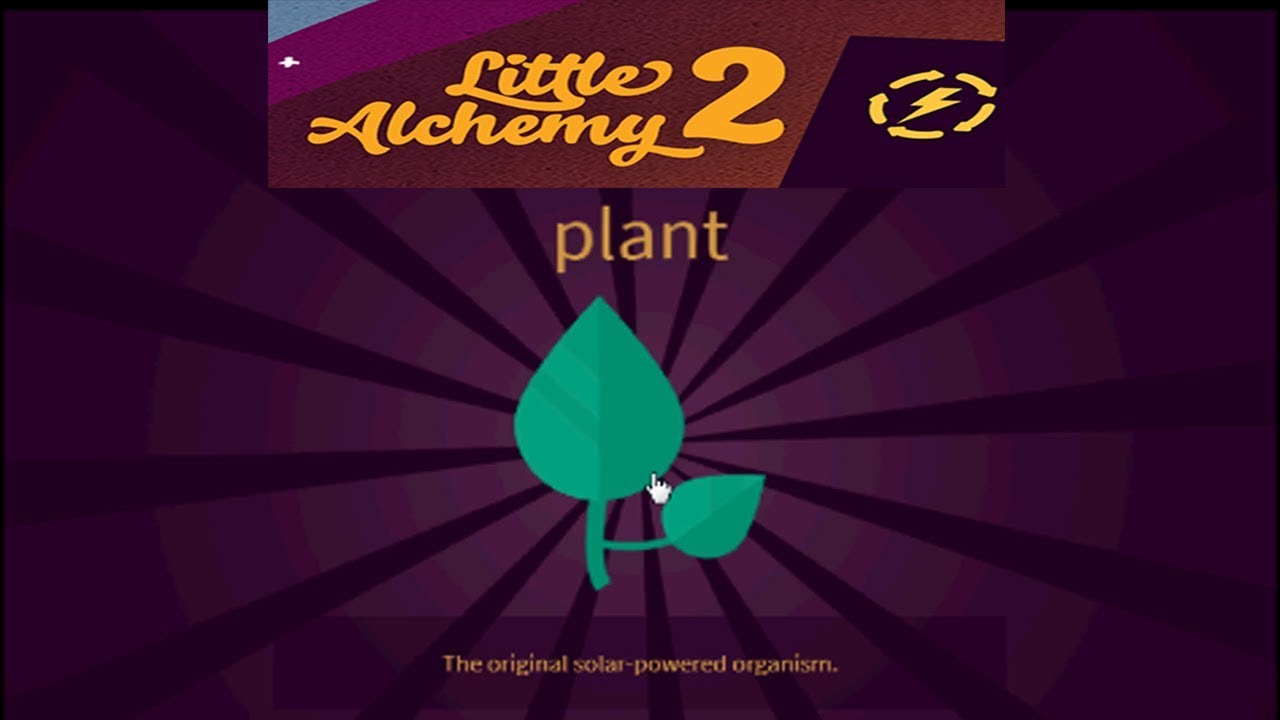 Little Alchemy 2 How To Make PLANT New (Working)