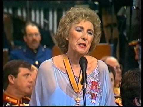 Dame Vera Lynn Rotterdam 1985