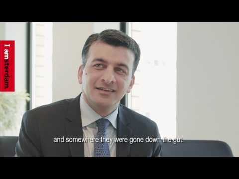 Interview CEO of Tata Consultancy Services, Amit Kapur