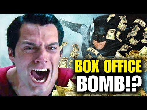 Batman v Superman: Dawn of Justice BOX OFFICE BOMB!?