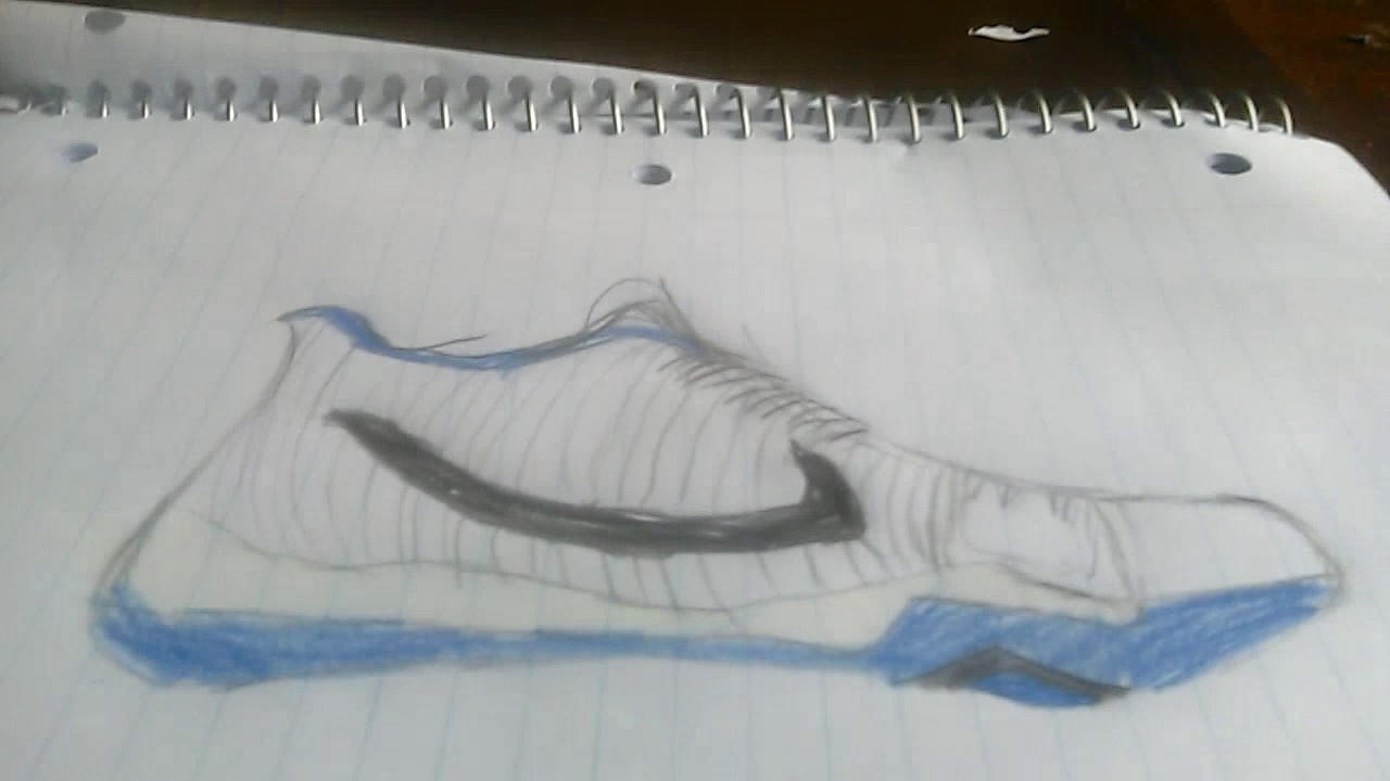 kyrie 3 shoes sketch