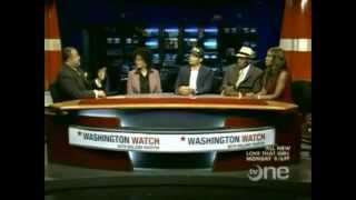 Sonja Norwood On TV ONE Washington Watch