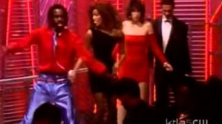 Soul Train Dancers 1988 (Earth, Wind & Fire - Thinking Of You)