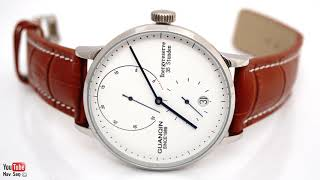 Nomos Lambda homage Guanqin Chinese fake watch or homage?