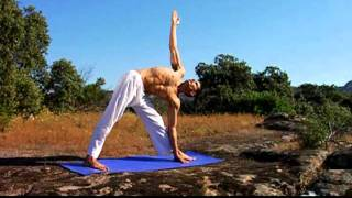 10 minute Yoga Session with Yogi Cameron