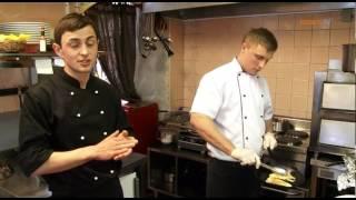 """GUDRAIS LATVIETIS: restorāns """"Senjorita KuKū"""" Ogrē! Nāc un baudi! (05.02.2013)"""