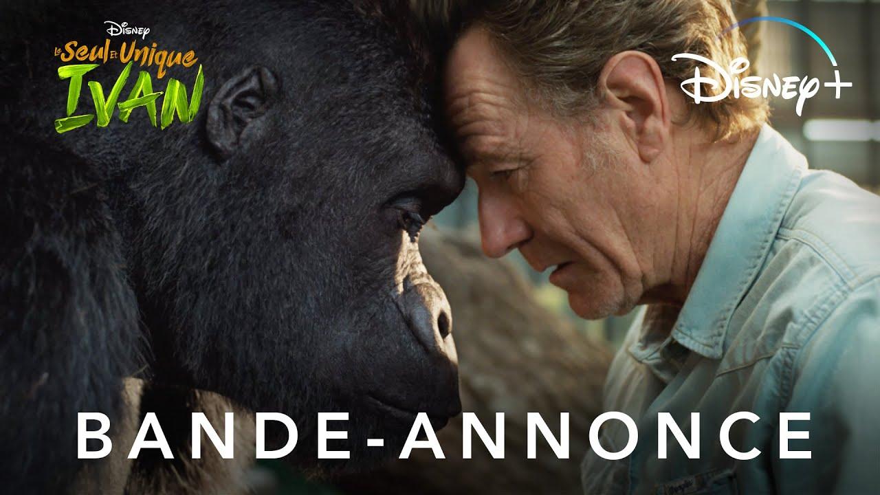 Download Le Seul et Unique Ivan - Bande-annonce (VF) | Disney+