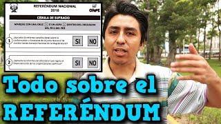 REFERÉNDUM 2018: No Vayas a Votar sin ver este video