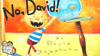 LEARNING | COUNT ALL HIS TOYS | NO DAVID! - KIDS BOOKS READ ALOUD - FUN FOR CHILDREN | DAVID SHANNON