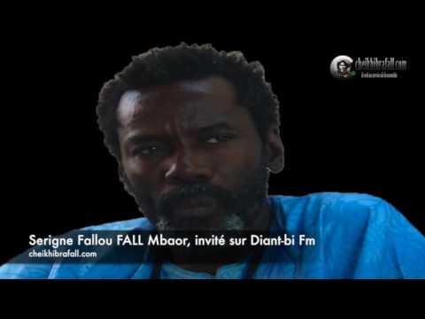 Serigne Fallou Fall Mbaor invité sur Radio Jant-bi Fm de Touba