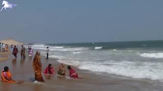 Marina Beach - World Famous Beach in Chennai (Madras) - India