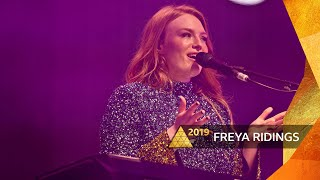 Freya Ridings - Lost Without You (Glastonbury 2019) Video