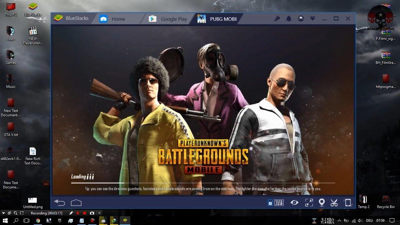 ببجي على الكمبيوتر هنلعب