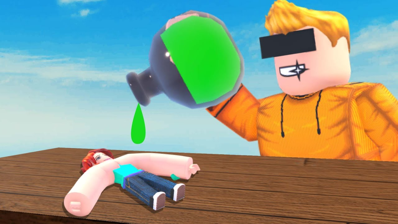 ROBLOX POTION EXPERIMENTS.. (Wacky Wizards) - download from YouTube for free