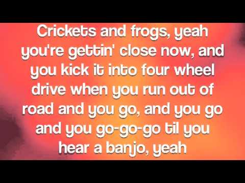 Banjo By Rascal Flatts With Lyrics