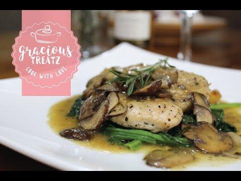 Rosemary Chicken Recipe