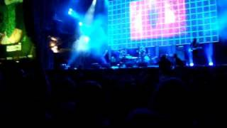 Franz Ferdinand Lucid Dreams - SOUTHSIDE LIVE 09