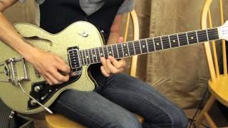 Tenacious D - Master Exploder - Lead Guitar Solo Intro - Lesson by John Konesky