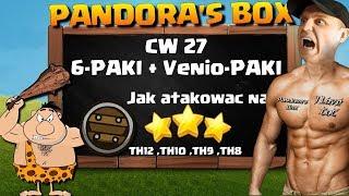 6-Paki Venio-Paki - Jak atakowac na CW 3 stars attacks