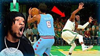 ANKLE BREAKER OF THE YEAR! I GOT REVENGE FOR MY TEAMMATE!! - NBA 2K20 MyCAREER
