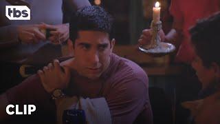 Friends: Ross Gets Mauled by Cat (Season 1 Clip) | TBS