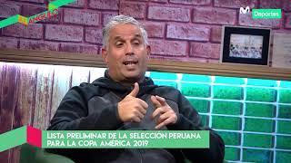 Al Ángulo: ¿Como llega la Selección Peruana a la Copa América 2019? | *ANALISIS*