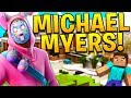 *SAVE ME* MINECRAFT MODDED MIKE MEYERS CALL OF DUTY MAP