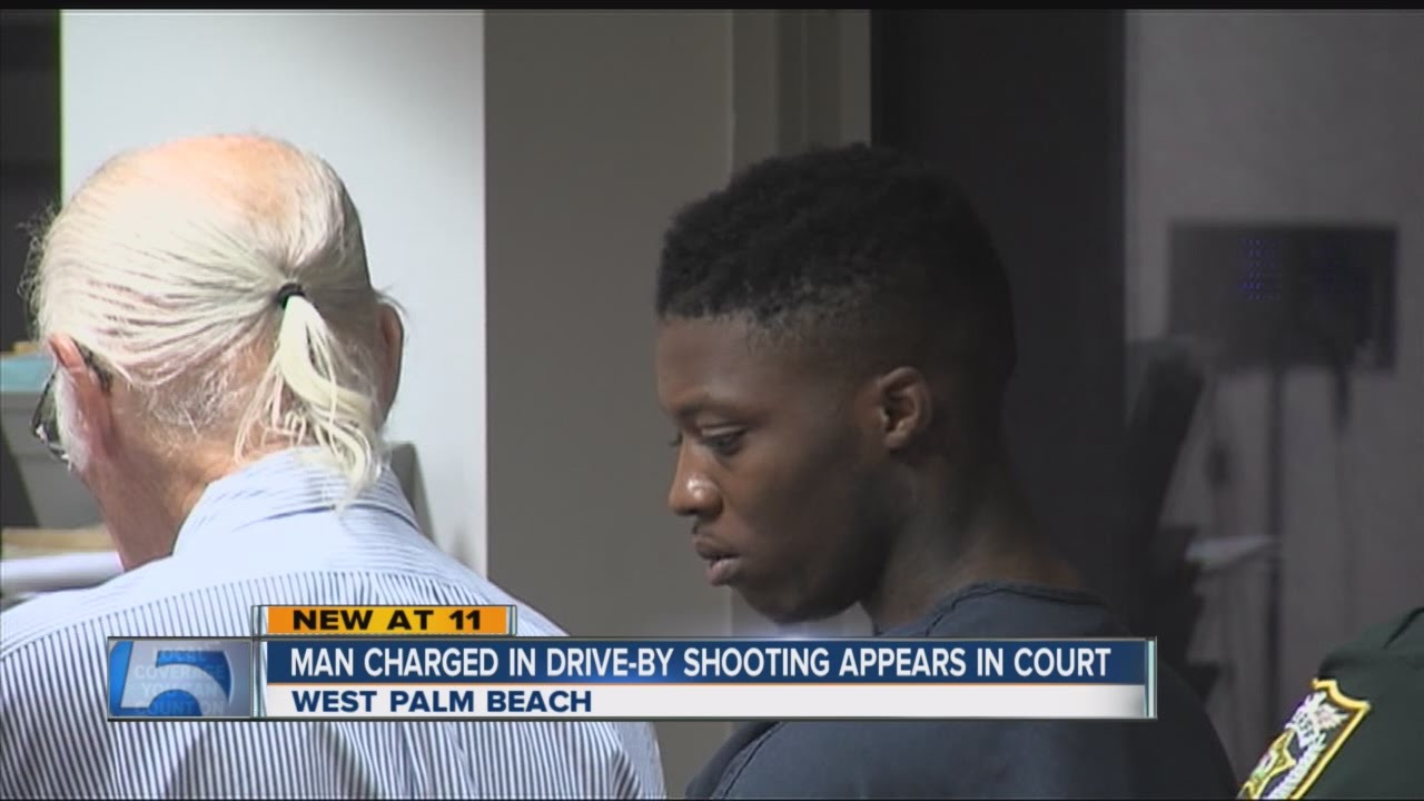 Suspect arrested in fatal West Palm Beach shooting
