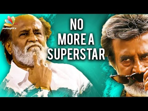 Rajinikanth : No More a Superstar | Reason Unveiled | Latest Tamil Cinema News