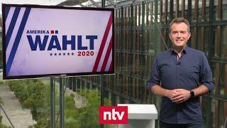 Amerika wählt 2020 - TV-Duell des Jahres elektrisiert die USA | ntv