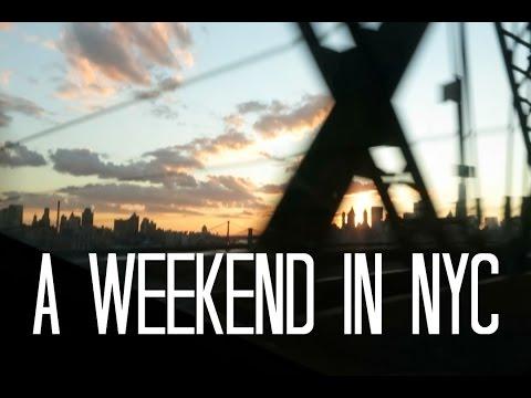 A Weekend in NYC | Maddi Bragg