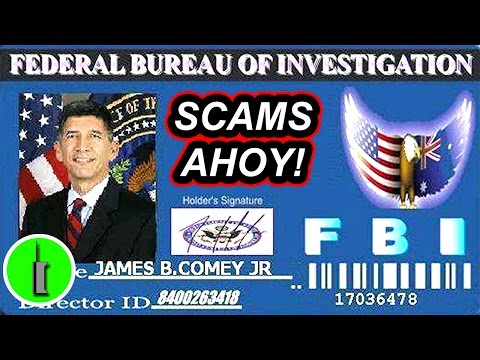 FBI Director James Comey Scammer Is Giving Me Millions! - The Hoax Hotel