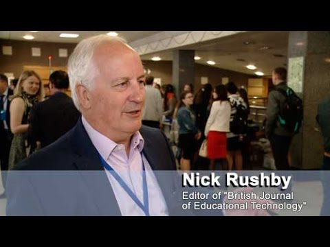"Nick Rushby - Editor of ""British Journal of Educational Technology"""